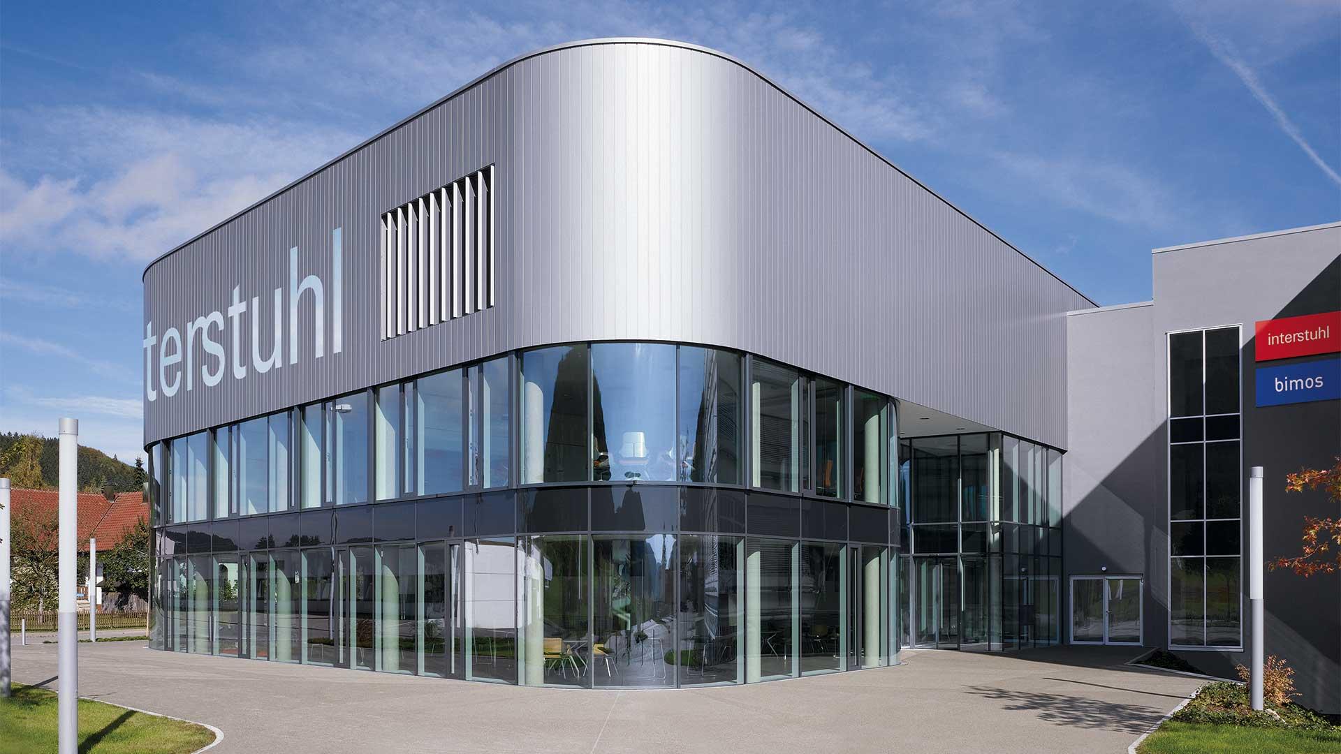 Interstuhl Firmenzentrale in Meßstetten-Thieringen