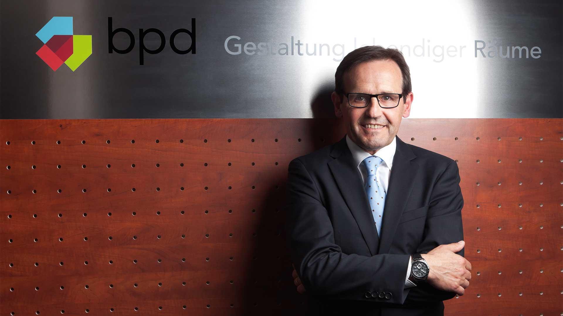 BPD Niederlassungsleiter  Antonius Kirsch