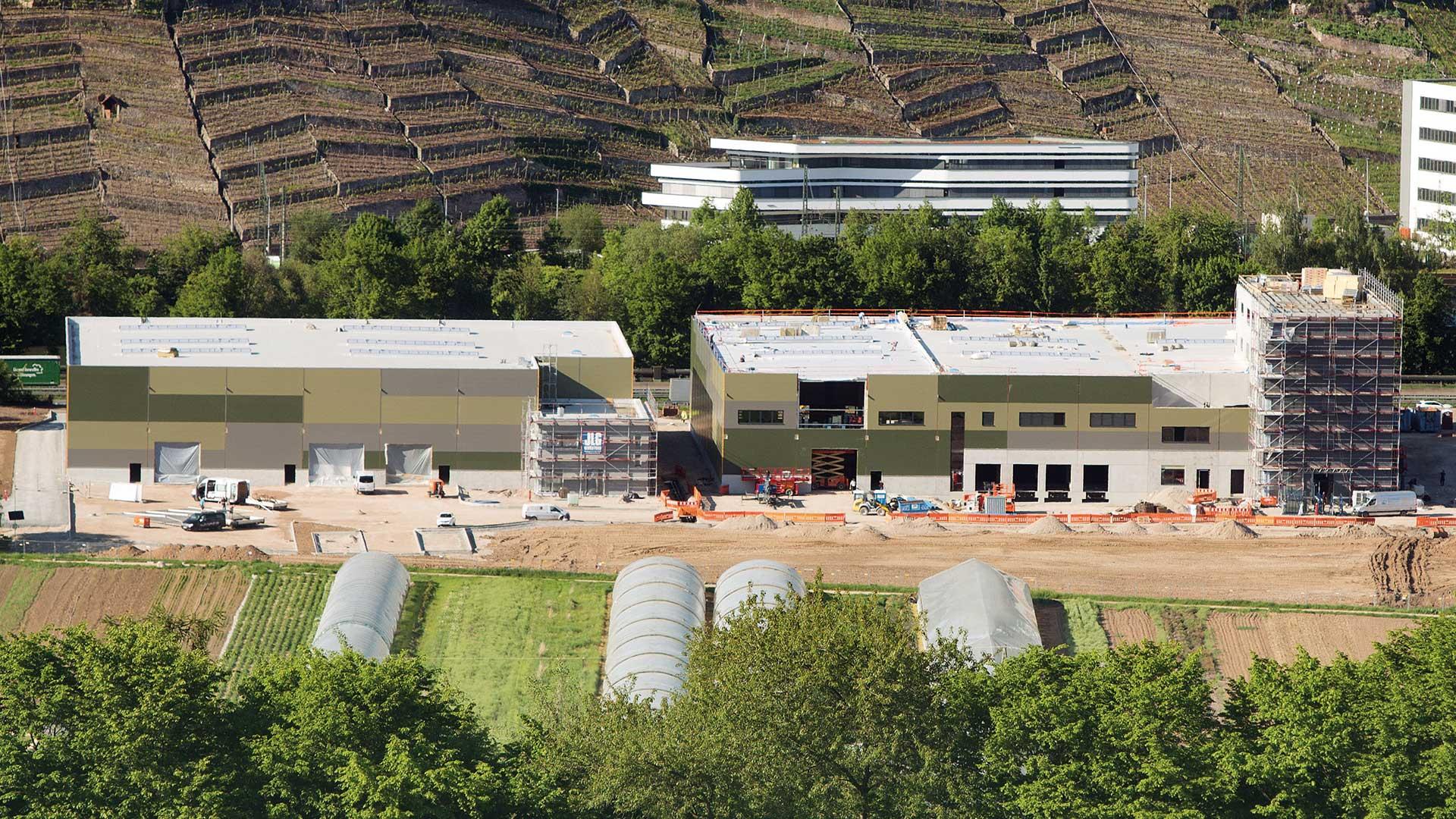 greenfield Multiuser-Gewerbepark Esslingen