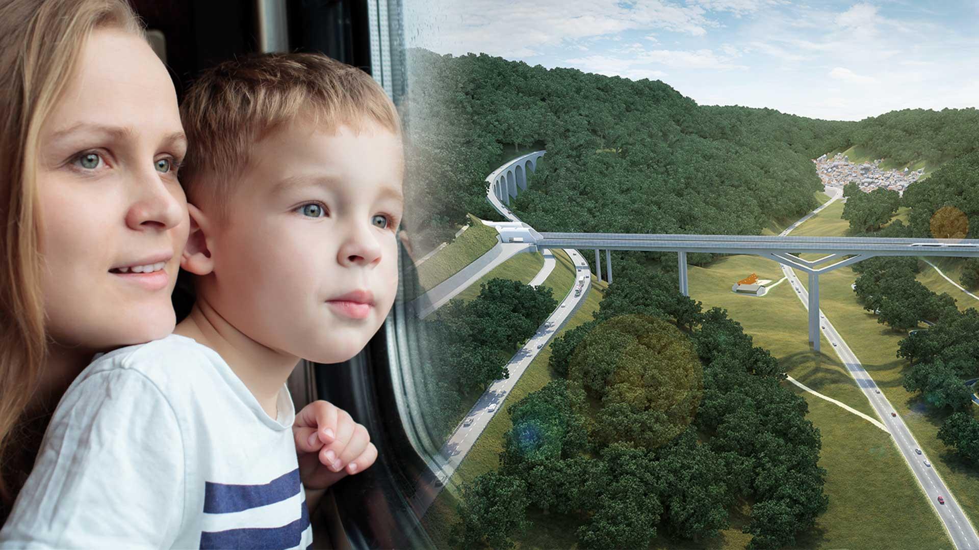 DB Projekt Stuttgart-Ulm Filstalbrücke
