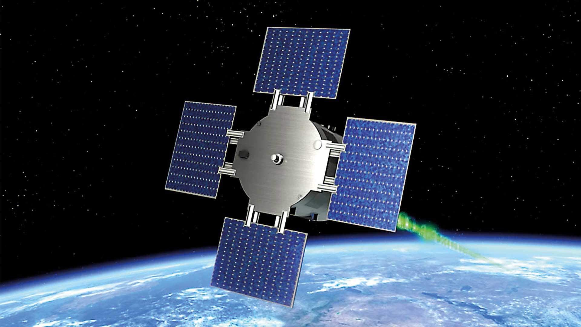 DLR-Forscher entwickeln und testen Batterien für Satelliten
