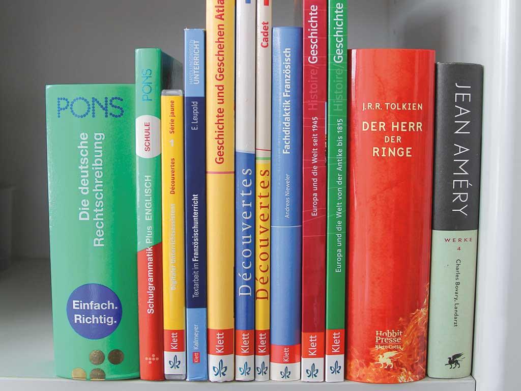 Klett Schulbücher
