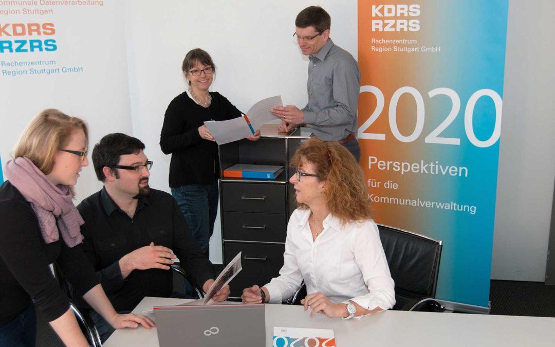 KDRS Zweckverband Kommunale Datenverarbeitung Region Stuttgart