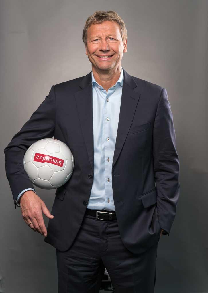 Guido Buchwald,  Fußball-Weltmeister von 1990