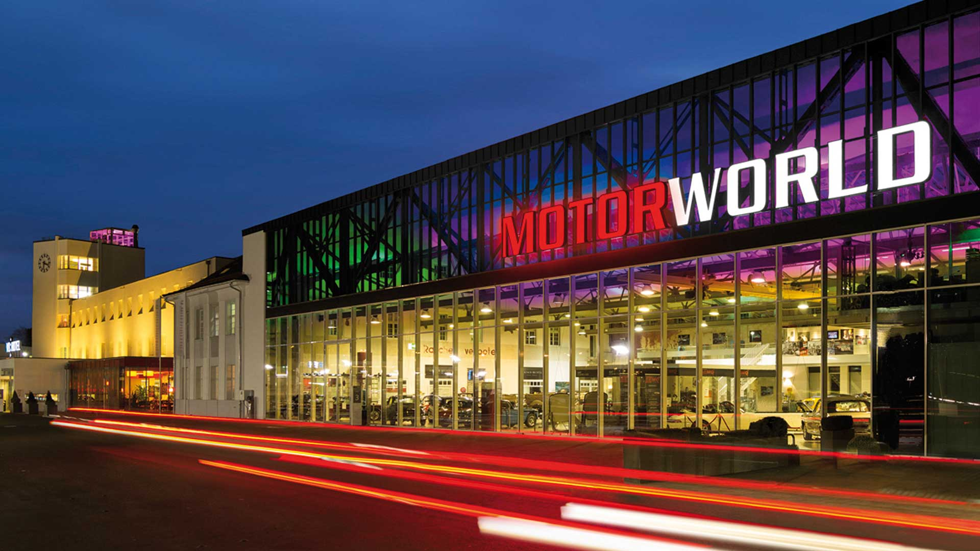 MOTORWORLD Region Stuttgart